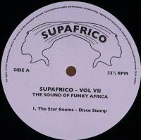 VARIOUS - SUPAFRICO 7 : 12inch