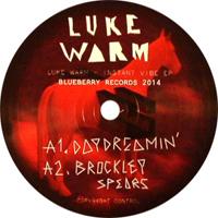 LUKE WARM - Instant Vibe EP : BLUEBERRY (UK)