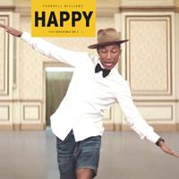 PHARRELL WILLIAMS - Happy : RCA (UK)