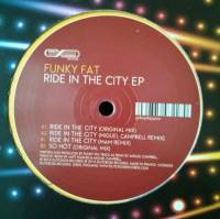 FUNKY FAT - Ride In The City : OUTCROSS RECORDS (UK)