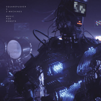 SQUAREPUSHER - Squarepusher X Z-Machines: Music For Robots : 12inch