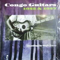 HUGH TRACEY - Congo Guitars 1952 & 1957 : SWP (HOL)