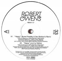 ROBERT OWENS - Happy / Never Give Up : 12inch
