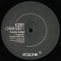 KERRI CHANDLER - Sunday Sunlight - DELANO SMITH rmx : 12inch