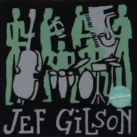 JEF GILSON - The Best Of Jef Gilson : 2LP