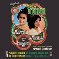 VARIOUS - MAFT SAI & CHRIST MENIST - PARADISE BANGKOK 5TH ANNIVERSARY LIMITED CD : CD-R