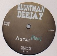 BLUNTMAN DEEJAY - Esoteric (Real) EP : 12inch