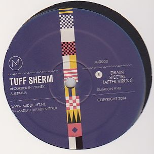 DUPLEX / TUFF SHERM - Population Density / Drain Spectre (After Virgo) : 12inch