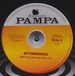 STIMMING - China Tree EP : 12inch