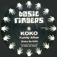 KOKO - KOKO EDITS #4 : BASIC FINGERS (SWE)