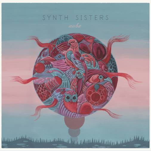 SYNTH SISTERS - aube : LP