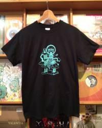 RIE LAMBDOLL×LLORONA'S - Collaboration T Shirt Black Size M : T-SHIRT