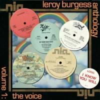 LEROY BURGESS - Leroy Burgess Anthology - Volume 1: The Voice : 2LP
