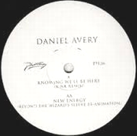 DANIEL AVERY - KNOWING WE'LL BE HERE (KINK & BEYOND THE WIZARD'S SLEEVE REMIXES) : 12inch