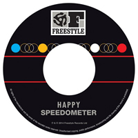 SPEEDOMETER - Happy : 7inch