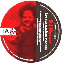 DJ NATURE - Let The Children Play EP1 : 12inch