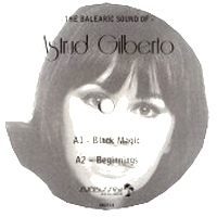 ASTRUD GILBERTO - The Balearic Sound Of... : 12inch