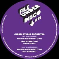 JARDIN STUDIO ORCHESTRA - Runnin' Out Of Night : FILE UNDER DISCO (UK)