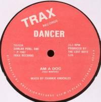 DANCER - Am A Dog : 12inch