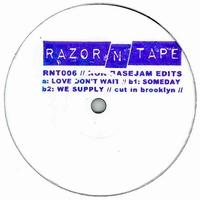 RON BASEJAM - Ron Basejam Edits : 12inch