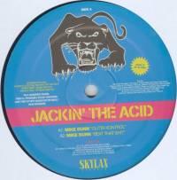VA - Jackin' The Acid : SKYLAX (FRA)