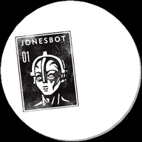 JAMIE JONES - JONESBOT01 : 12inch