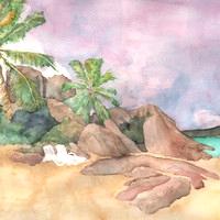 PRINS EMANUEL & GOLDEN IVY - Hidden Love / Mystic Trip : 12inch