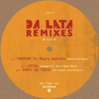 DA LATA - Remixes : AGOGO (UK)
