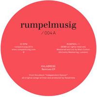 KALABRESE - Remixes EP : 12inch