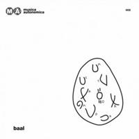 BAAL - Metamorph EP : 12inch