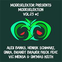 VA - Modeselektor Proudly Presents Modeselektion Vol.3 / Pt.2 : 12inch