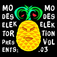 VA - Modeselektor presents Modeselektion Vol.3 : 2LP