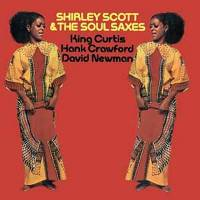 SHIRLEY SCOTT & THE SOUL SAXES - S/T : CD