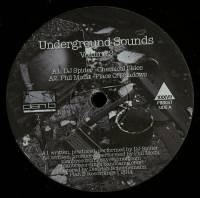 VARIOUS - Underground Sounds Vol.02 : 12inch