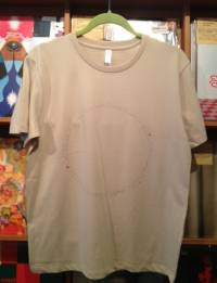 CROSSBRED - T-Shirt 2014 Beige Size L : T-SHIRT