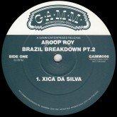 AROOP ROY - Brazil Breakdown Pt.2 : 12inch