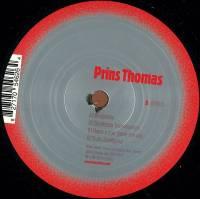 PRINS THOMAS - Blusjketuta : 12inch