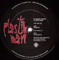 PLASTIKMAN - Sheet One : 12inch x 2