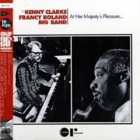 THE KENNY CLARKE - FRANCY BOLAND BIG BAND - At Her Majesty's Pleasure.... : REARWARD (ITA)