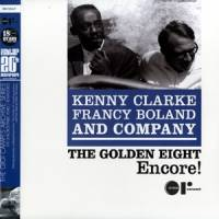 KENNY CLARKE,FRANCY BOLAND & COMPANY - THE GOLDEN EIGHT ENCORE! : REARWARD (ITA)
