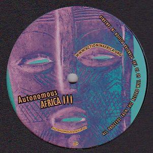 MIDLAND / AUNTIE FLO / JD TWITCH / GENERAL LUDD - Autonomous Africa vol. 3 : Autonomous Africa (UK)