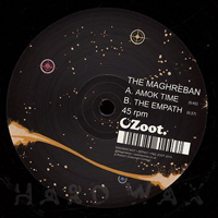 THE MAGHREBAN - Amok Time / The Empath : ZOOT (UK)