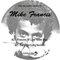 MIKE FRANCIS - The Balearic Sound Of... : 12inch