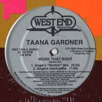 TAANA GARDNER - Work That Body : WEST END (US)