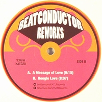 BEATCONDUCTOR - Beatconductor Reworks : 12inch