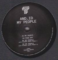 AND.ID - My People : 12inch