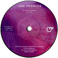 JON PHONICS - White Neckle : 7inch