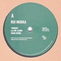 RUI MURKA - Amigos EP : ENE (JPN)