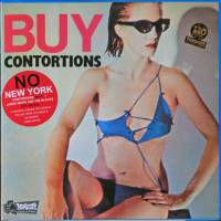 THE CONTORTIONS / JAMES WHITE & THE BLACKS - Buy / Off White : 2LP