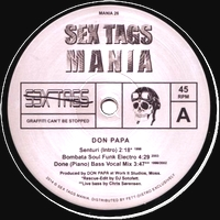 DON PAPA - Rock My Tempo : SEX TAGS MANIA (NOR)